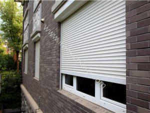 کرکره پنجره ای اتوماتیک