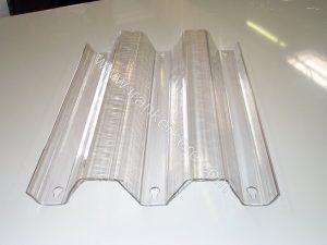 تیغه کرکره پلی کربنات 1