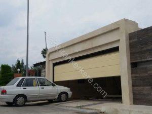 نصب کرکره برقی پارکینگ