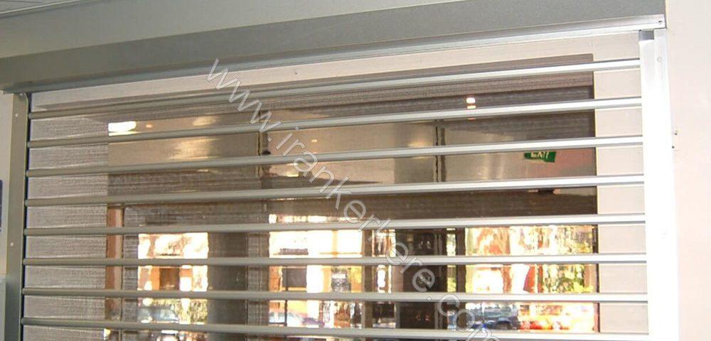 کرکره برقی پنجره
